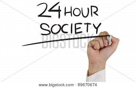 24 Hour Society
