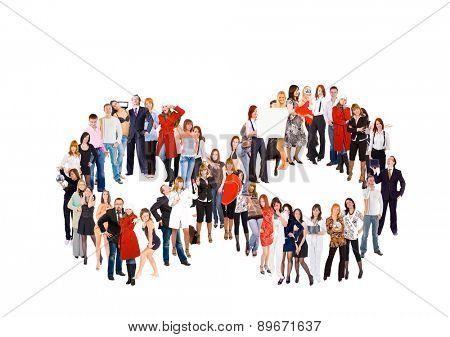 People Team Teamwork Achievement