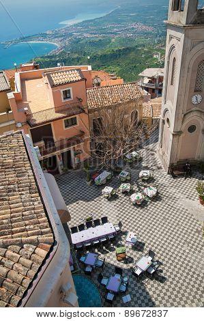Castelmola Views