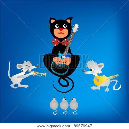 musical trio,
