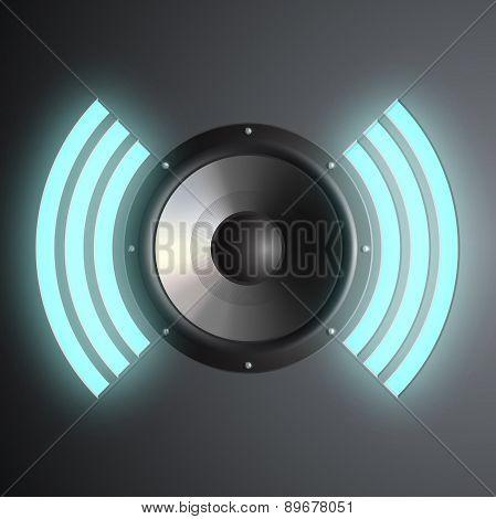 Vector Musical Speaker