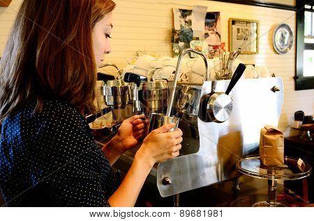 Barista Espresso
