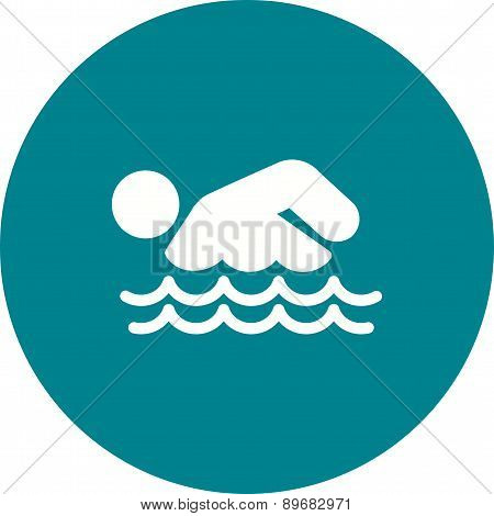 Swimming Person