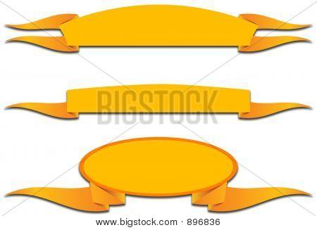 Ornamental Ribbons