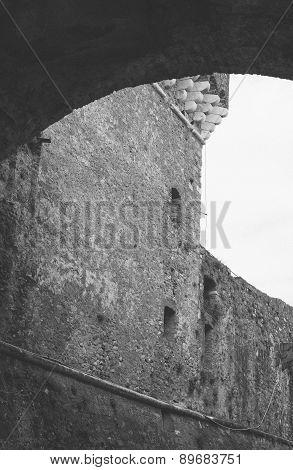 Fortress Of Sarzanello