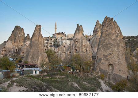 Surroundigs Of Uchisar Castle