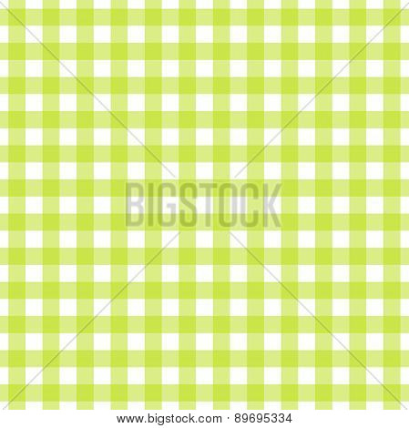 Blue Backgrounds Of Plaid Pattern, Illustration