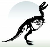 stock photo of dinosaurus  - Vector Image  - JPG