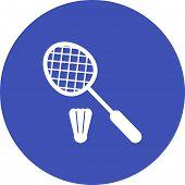 pic of shuttlecock  - Racket - JPG