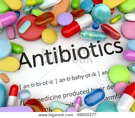 Prescription drugs - Antibiotics