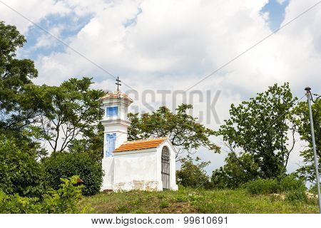 chapel, Brod nad Dyji, Czech Republic
