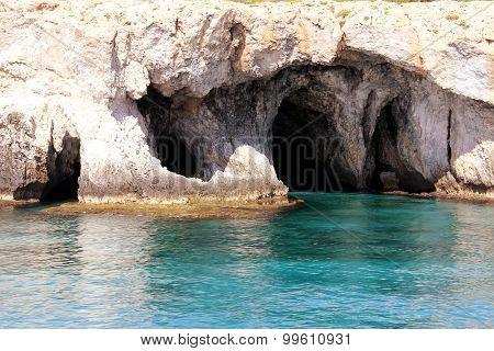 Pirate Cave Aiya Napa