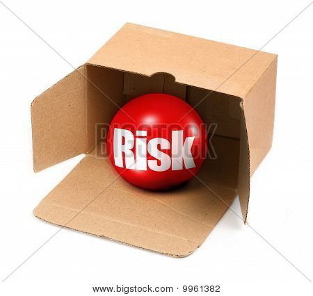 Risk Concept In Box