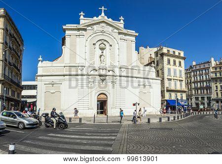 Saint Ferreols Church