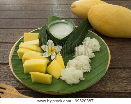 Thailand Dessert
