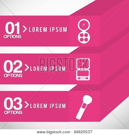 make up infographics