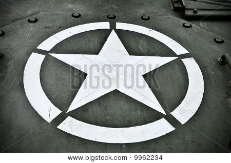 Us Military Star