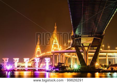 Bhumibol Bridge