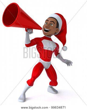 Black Santa Claus