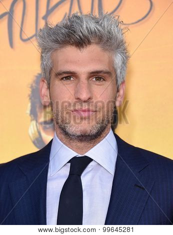 LOS ANGELES - AUG 20:  Max Joseph arrives to the