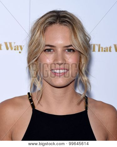 LOS ANGELES - AUG 19:  Cody Horn arrives to the