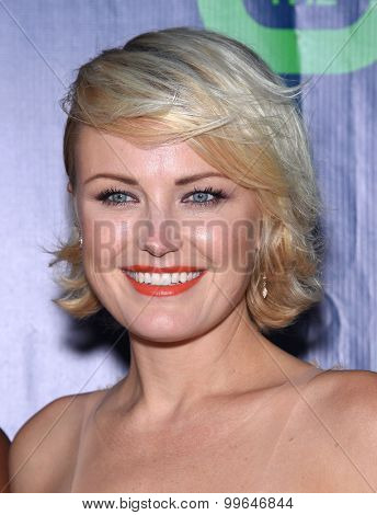 LOS ANGELES - AUG 10:  Malin Akerman arrives to the Summer 2015 TCA's - CBS, The CW & Showtime  on August 10, 2015 in West Hollywood, CA