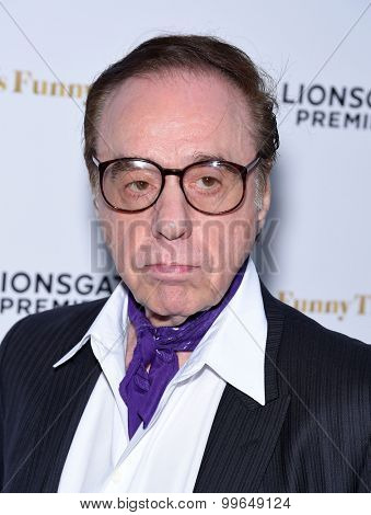 LOS ANGELES - AUG 19:  Peter Bogdanovich arrives to the