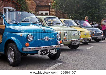 Fiat lineup