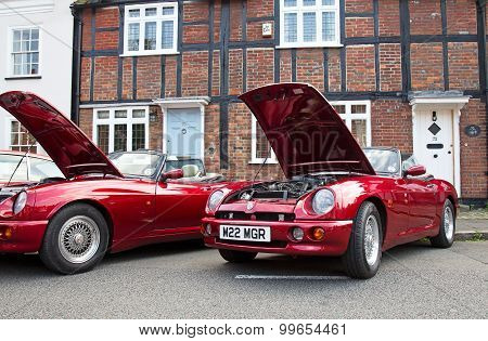 MG sportscars