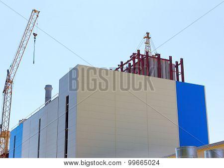 construction factory