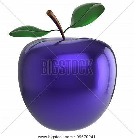 Apple Experiment Poison Blue Food Research Nutrition Fruit
