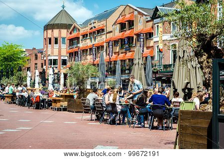 Main Square Of Eindhoven
