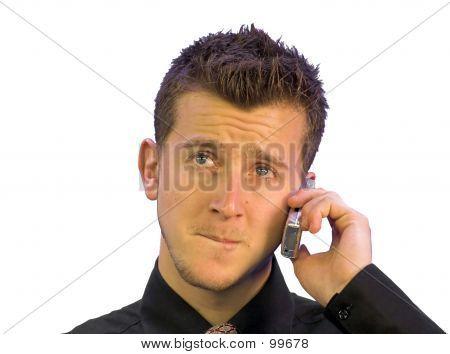 Business Call - schlechte Nachricht erwartet