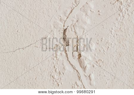 broked cement texture , cracked wall background