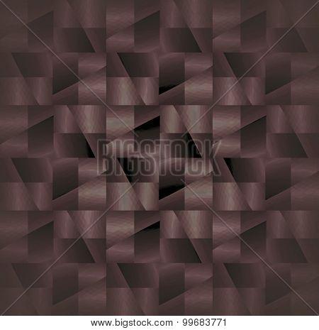 Seamless pattern brown shades