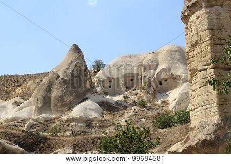 Rocks Of Goreme