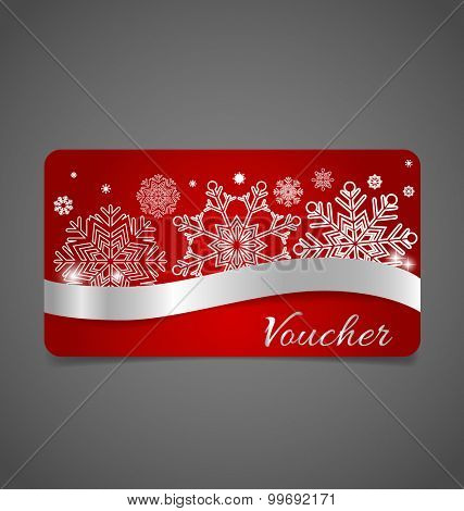 End of year sale savings labels set, price tag, sale coupon, voucher. Christmas template Design vector illustration.