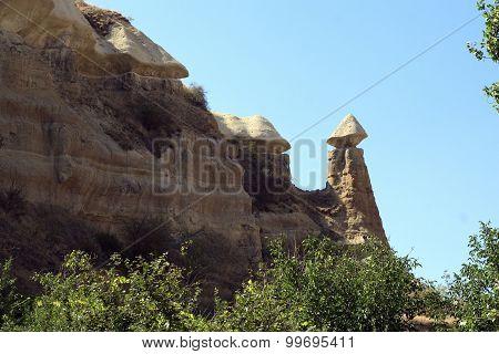 Impresive Stones In Cappadokia - Goreme