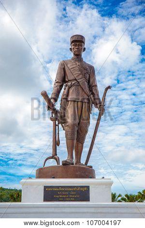 King Rama 4 Phra Chom Klao Chao Yu Hua (Rattanakosin).