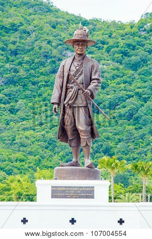 King Rama 1 Phra Phutthayotfa Chulalok (Rattanakosin)