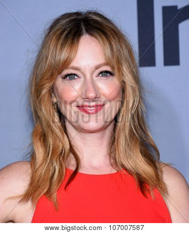 LOS ANGELES - OCT 26:  Judy Greer arrives to the InStyle Awards 2015  on October 26, 2015 in Hollywood, CA.