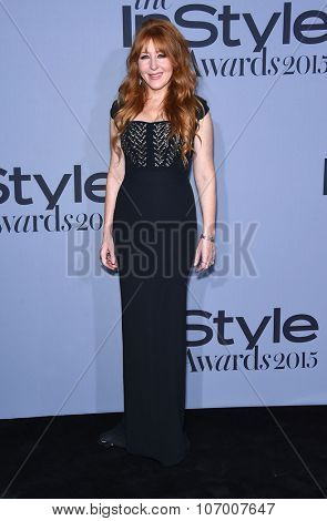 LOS ANGELES - OCT 26:  Charlotte Tilbury arrives to the InStyle Awards 2015  on October 26, 2015 in Hollywood, CA.