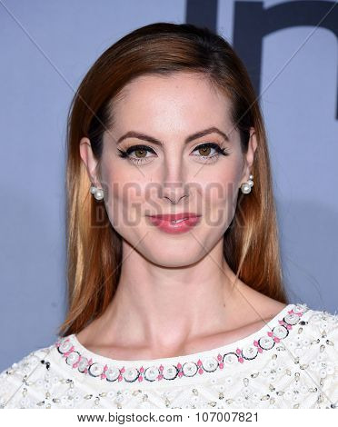 LOS ANGELES - OCT 26:  Eva Amurri Martino arrives to the InStyle Awards 2015  on October 26, 2015 in Hollywood, CA.