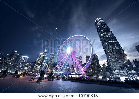 Observation Wheel, Hong Kong