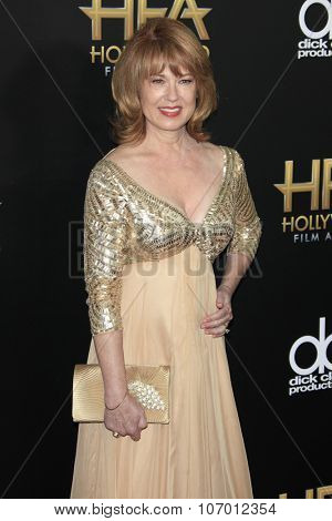 LOS ANGELES - NOV 1:  Lee Purcell at the 19th Annual Hollywood Film Awards at the Beverly Hilton Hotel on November 1, 2015 in Beverly Hills, CA