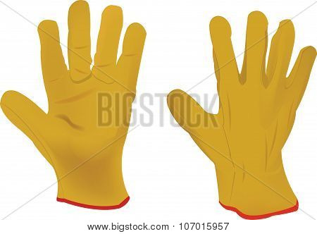 work gloves hobby gardening