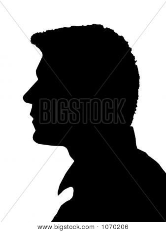 Human Profile - Illustration