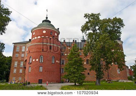 Mariefred, Sweden - Gripsholm Castle