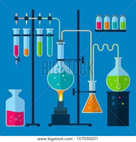 Laboratory equipment concept. Laboratory equipment art. Laboratory equipment. Laboratory equipment web. Laboratory equipment background. Laboratory equipment illustration