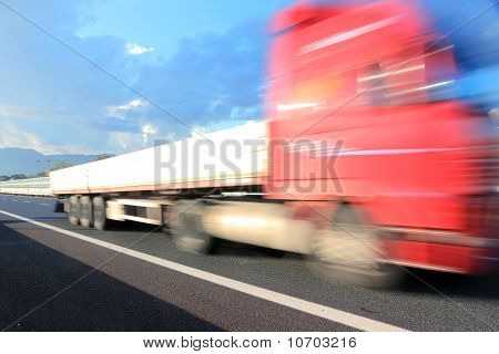 High Speed Truck